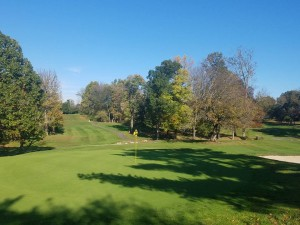 10th Hole Fall 17