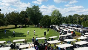 MCC Golf Outing Start